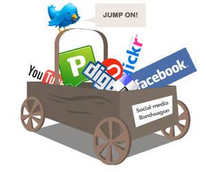 Sosiale bokmerketjenester er en vesentlig del av sosiale medier